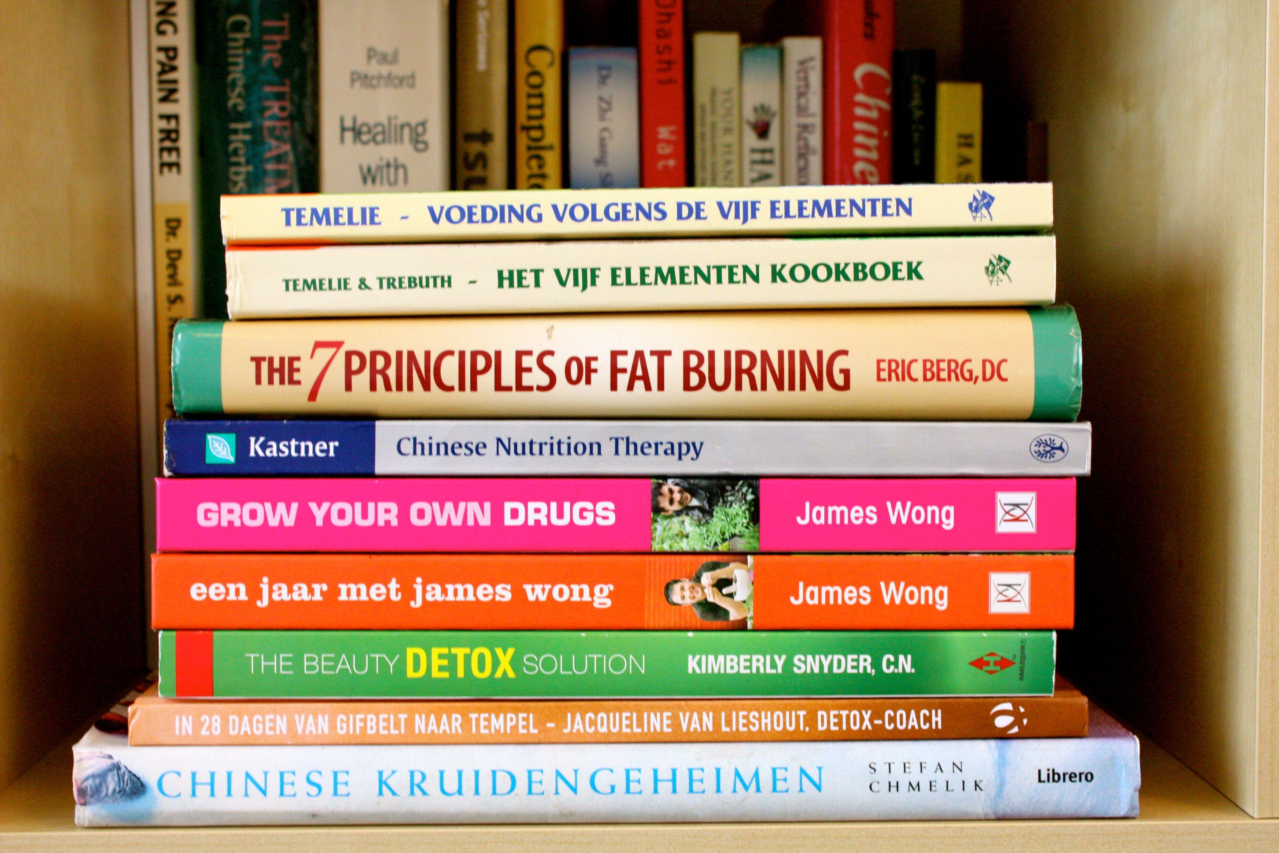Acupunctuur Praktijk Tilburg boeken
