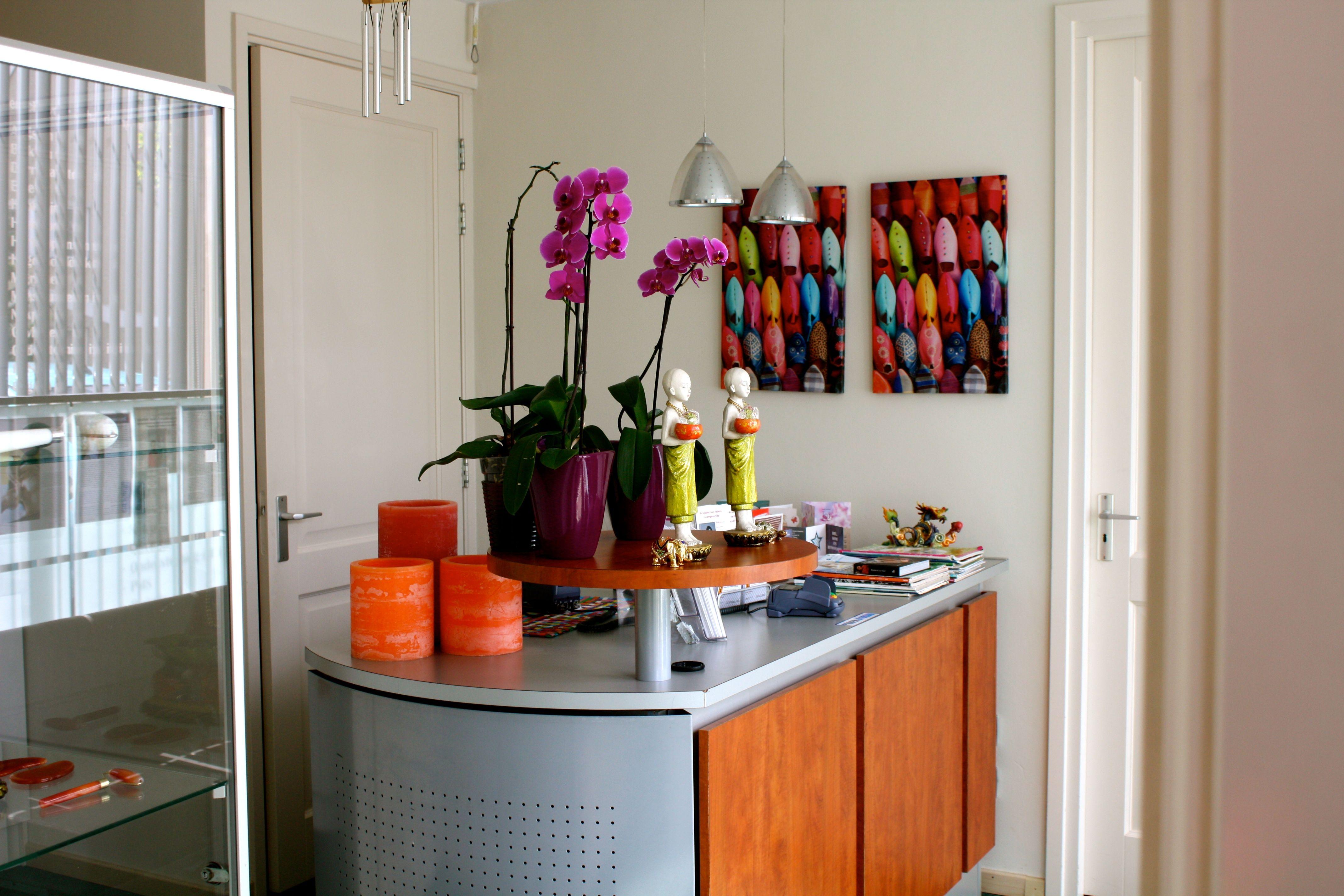 Acupunctuur Praktijk Tilburg wachtkamer