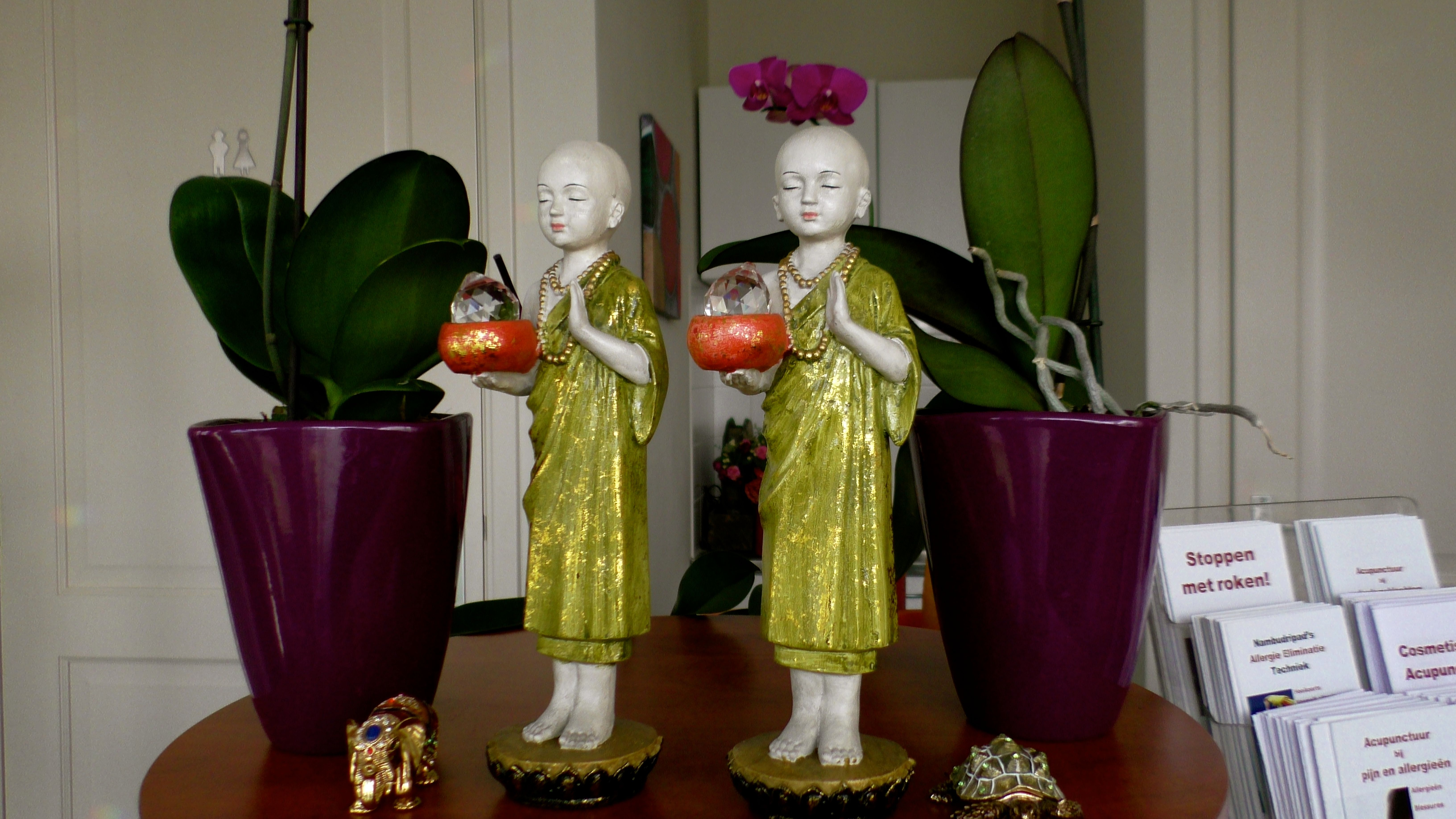 Acupunctuur Praktijk Tilburg boeddha beelden